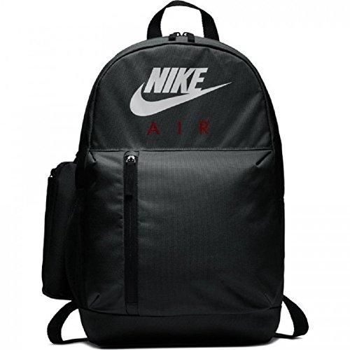 Mochila Nike – Elemental Graphic negro/blanco/rojo
