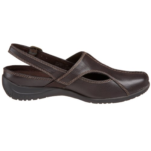 Easy Street Sportster Large Synthétique Mocassin Marron
