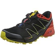 Salomon L38314200, Zapatillas de Trail Running para Hombre