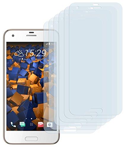 mumbi Schutzfolie kompatibel mit HTC One A9s Folie klar, Bildschirmschutzfolie (6x)