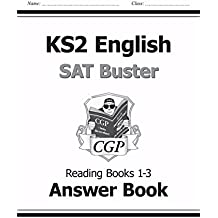 KS2 English SAT Buster Reading Answers (for Books 1-3)
