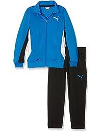 6aee6a547 Puma – Tuta da Bambino Active Poly, Bambini, Trainingsanzug Active Poly  Trikot Suit B