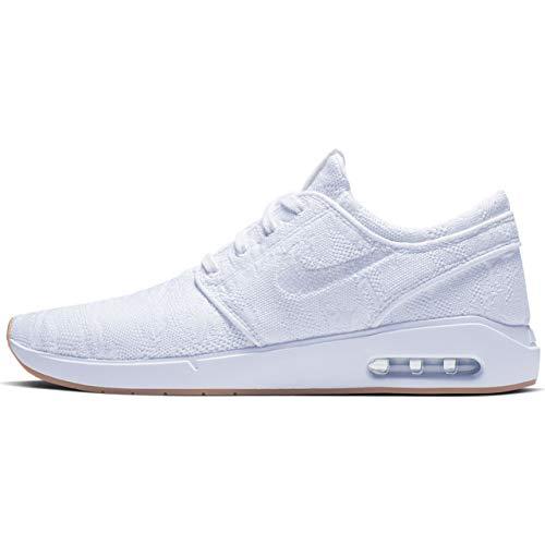 Nike Herren Air Max Janoski 2 Sneaker, weiß, 43 EU (Air Nike Sb)