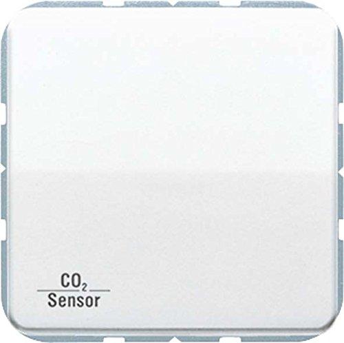 JUNG KNX - SENSOR KNX AIRE/CO2 CON BCU CD500 BLANCO ALPINO