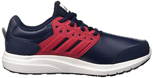 adidas Galaxy 3 Trainer, Chaussures de Fitness Homme, Bleu Bleu (bleu marine collégial / rayon rouge / noir essentiel)