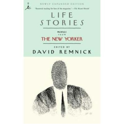 [(Life Stories)] [by: David Remnick]