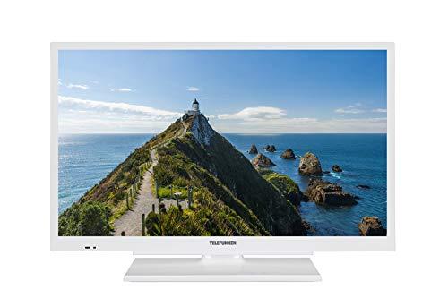 Telefunken XF22E101-W 56 cm (22 Zoll) Fernseher (Full HD, Triple Tuner)
