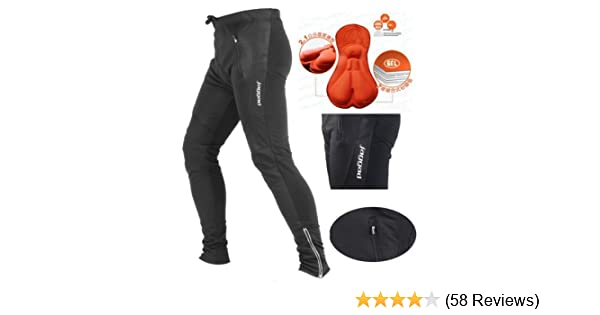 3aa9ac21e Jaggad winter cycle tights (medium)  Amazon.co.uk  Sports   Outdoors