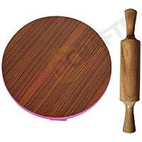 Shoppoking Mittal 1 PEC. Eco Friendly Wooden Chapati Maker Chakla Belan