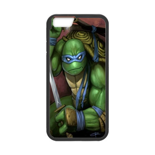 TMNT Design Durable PC and TPU pour Apple iPhone 6 Coque etui
