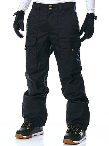 Pantaloni Snowboard Dc Code Nero (M , Nero)