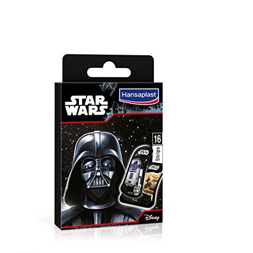 Hansaplast Star Wars Junior Pflaster, 5er Pack (5 x 16 Stück)