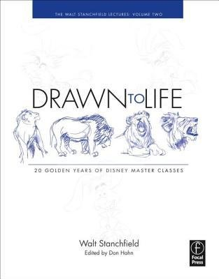 [ Drawn to Life: 20 Golden Years of Disney Master Classes Volume 2: The Walt Stanchfield Lectures By Stanchfield, Walt , Paperback, Apr- 23- 2009 ]