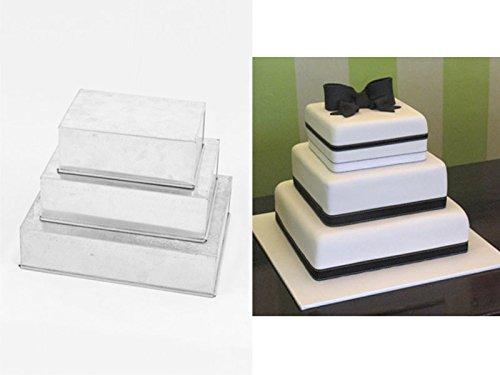 The Cakes World se enorgullece de ofrecer accesorios de repostería EuroTins a precios competitivos. EuroTins no compromete de forma alguna la calidad de los productos que fabrica. Utilizamos materias primas de primera para nuestros moldes y bandejas ...