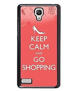 Printvisa 2D Printed Quotes Designer back case cover for Xiaomi Redmi Note 4 / 4G - D4566