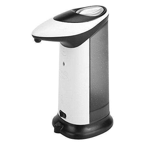 Garosa Infrarot Seifenspender Automatisch Touchless Edelstahl Lotionspender für Küche Badezimmer Toilette