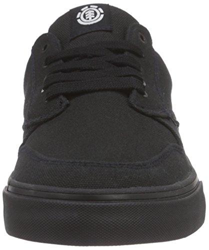 Element Topaz C3 A, Sneakers Basses Homme Noir - Schwarz (BLACK/BLACK 6915)
