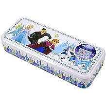 Disney Markwins 97016, Estuche Frozen con Maquillaje, Azul, 1 unidad