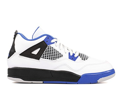 Nike Jordan 4 Retro BP (TD) 'Motorsport' - 308499-117 -