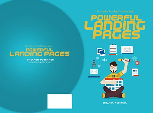 Book cover image for Powerful Landing Pages 101