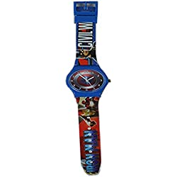 Character Captain America Wrist Watch