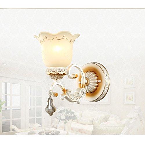 Guo Européenne - Style Applique Jane Chambre européenne chevet éclairage Salon de luxe Escalier Entrée Aisle Lampes