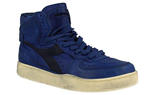 Sneakers Diadora Heritage Leder Herren 20115856901c5786 Blau 1EdAZ1