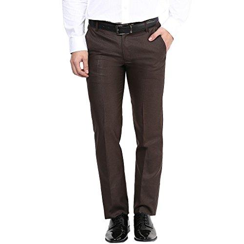 Bukkl-Slim-Fit-Coffee-Formal-Trousers
