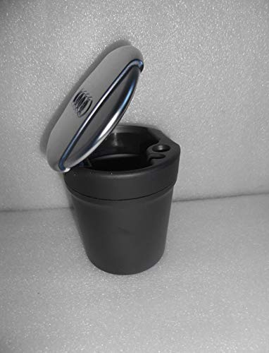 FidgetGear Aschenbecher/Aschenbecher, mittelgroß, für Audi A1 A3 A4 A5 A6 Q3 Q5 Q7 (Audi Aschenbecher)