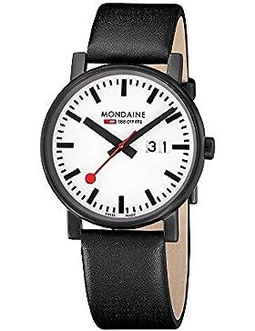 Mondaine Unisex-Armbanduhr SBB E