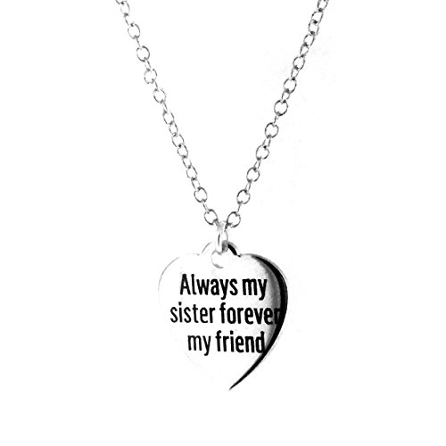 toujours-ma-sur-pour-toujours-mon-ami-token-charm-necklace