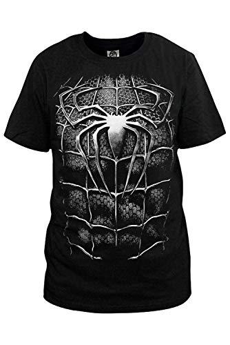 Anime Cosplay Kostüm Spider-Man Venom Kurzarm T-Shirt ()