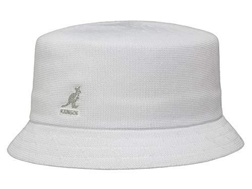 Kangol Sombrero de Pescador Tropic Bin Blanco - M