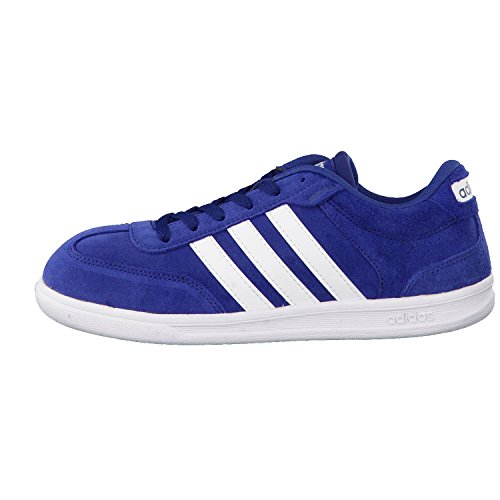adidas Cross Court, chaussure de sport homme Blu (Azumis/Ftwbla)