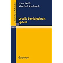 Locally Semialgebraic Spaces