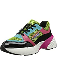 Pinko Zaffiro Sneaker Rete Tecnica Suede 83a3232318c