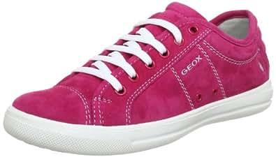 Geox D AYUMI B D3204B00021C8002, Damen Sneaker, Pink (FUCHSIA C8002), EU 35