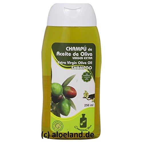 Champú de Aceite de Oliva, 250 ml - Cosmetica Olivo Aove -