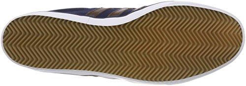 adidas adidasKiel - Scarpe da Skateboard Unisex – Adulto Blu (Collegiate Navy/brown/footwear White)