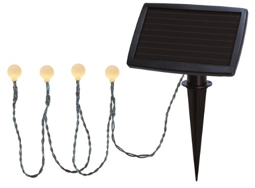 Best Season LED Solarlichterkette 20teilig