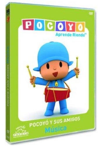 Pocoyo Y Sus Amigos - Musica [DVD]