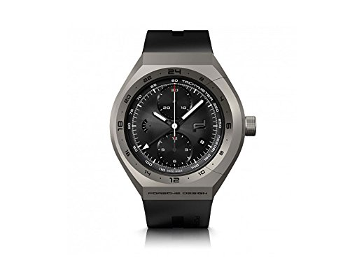 Reloj Automático Porsche Design Monobloc Actuator, ETA Valjoux 7754, GMT