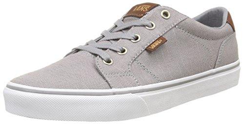 Vans - VZUWI5W - M Winston (Washed Twill) Gris (Textile/Gray/Brindle)