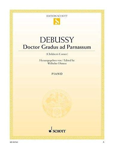 Doctor Gradus ad Parnassum - Piano