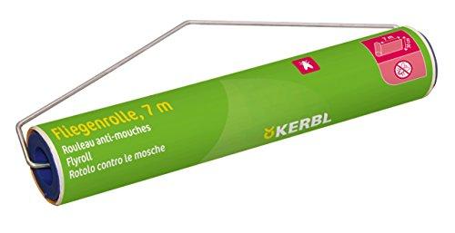 Kerbl 29978 Stall Fliegenrolle mit Halter, 7 m