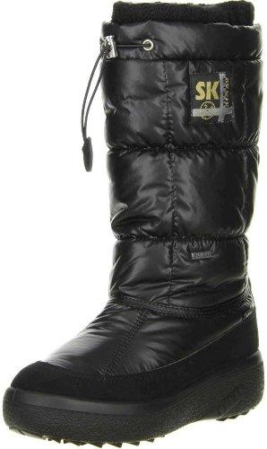 Vista Damen Winterstiefel Snowboots (11-12452) schwarz, Größe:41;Farbe:Schwarz