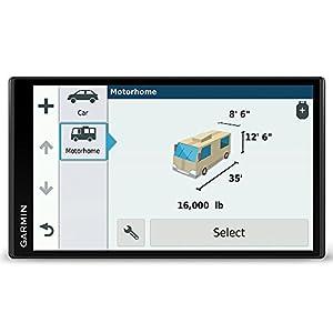 Garmin-Camper-770-LMT-D-EU-Navigationsgert-695-Zoll-154-cm-rahmenloses-Touchdisplay-lebenslang-Verkehrsinfos-und-Kartenupdates