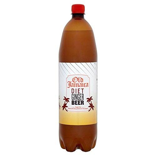 Old Jamaica Licht Ginger Beer 1.5L (Beer Ginger Jamaica)