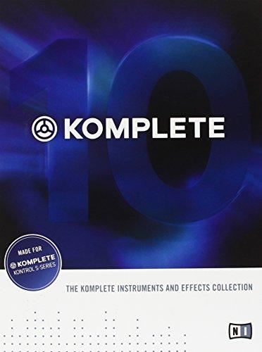 Native Instruments KO10 Komplete 10