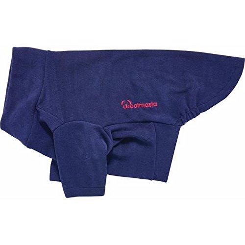 Woofmasta TEX Hunde Pullover (S) (Dunkles Marineblau) -